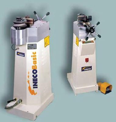 Photo of the Ineco Basic Bending Machine