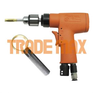 This is an image of a Pneumatic Chuck Air Tapping Hand Tool ATH-12-2