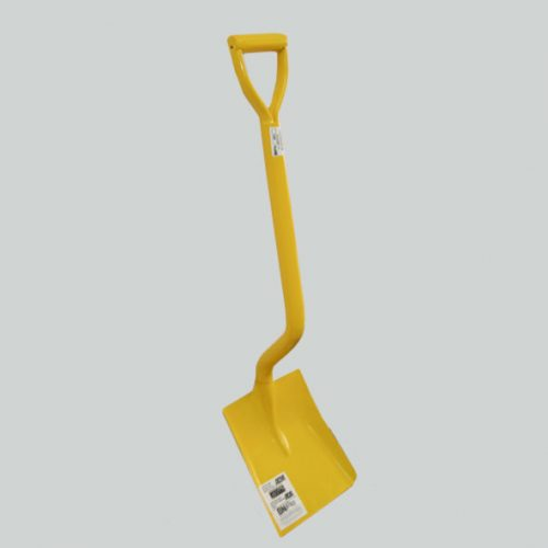 Image of a contractors shovel BN02 which is great for backhand workers. Example is Concretors and Asphalt workers who need to spread light to heavy materials.