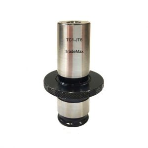 This is an image of a TradeMax Drill Chuck Adaptor TC1-JT6.