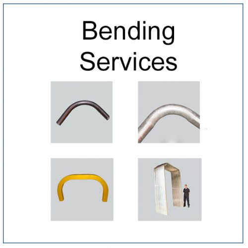Image of Bending Services