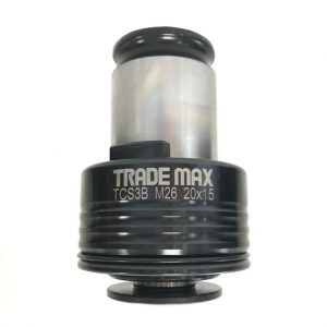 This is an image of TradeMax TCS3B adaptor with safety clutch to be used with TradeMax Tapping machines