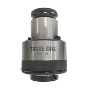 This is an image of a TradeMax TCS4B adaptor with safety clutch to be used with TradeMax tapping machines.